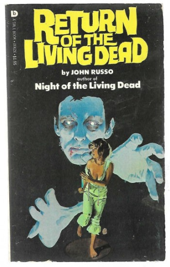 Image for Return of the Living Dead (Mass Market Paperback)