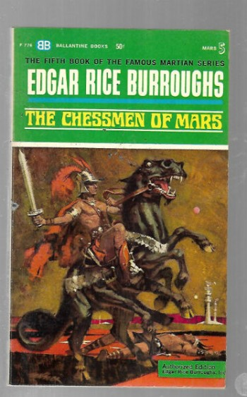 Image for The Chessmen Of Mars