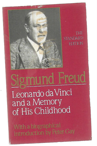 Image for Leonardo da Vinci and a Memory of His Childhood (The Standard Edition)