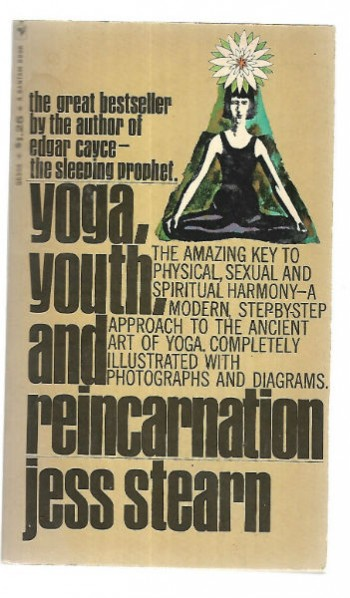 Image for  Yoga, Youth and Reincarnation