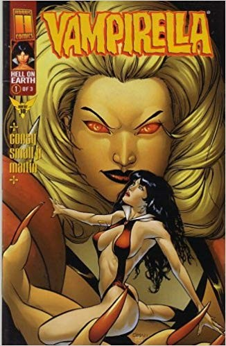 Image for VAMPIRELLA, MONTHLY #10 thru #12 (3 issue mini-set)- HELL ON EARTH, 1998