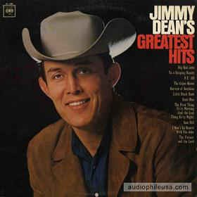 Image for Jimmy Dean's  ?– Greatest Hits