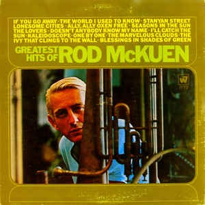 Image for  Rod McKuen – Greatest Hits Of Rod Mckuen