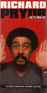 Image for Richard Pryor ‎– ... And It's Deep Too!: The Complete Warner Bros. Recordings (1968-1992) sealed