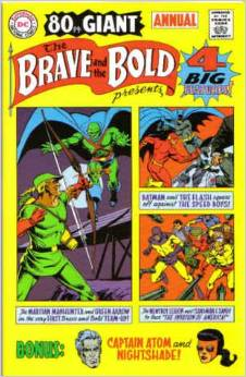 Image for The Brave And The Bold 1969 Annual #1 (Replica Edition) Comic – 2001  by DC Comics (Author)