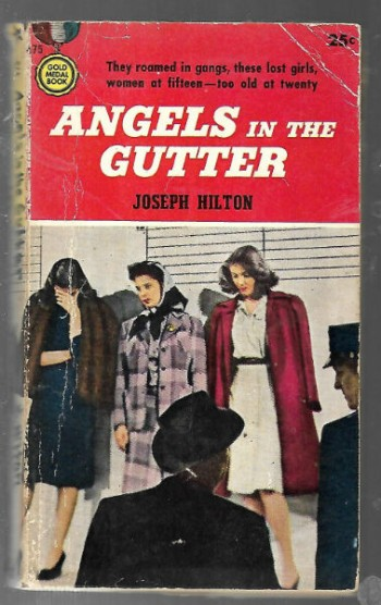 Image for Gold Medal #475Angels in the gutter