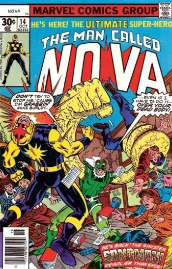 Image for NOVA #14   1976-1979 |  VOLUME 1 |  MARVEL