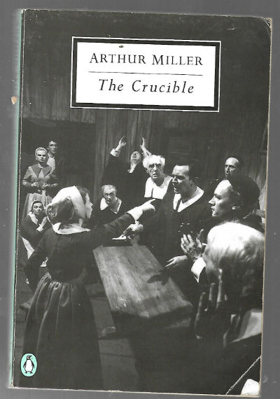 Image for The Crucible: A Play in Four Acts (Penguin Twentieth-Century Classics)  by Arthur Miller