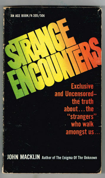 Image for Strange encounters