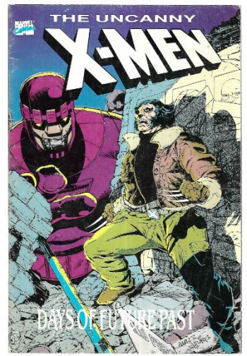 Image for Uncanny X-Men Days of Future Past TPB (1989 Marvel)