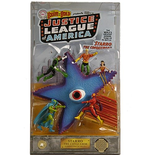 Image for Mattel DC Justice League of America Presents SDCC 2010 San Diego Comic Con Exclusive Starro the Conqueror
