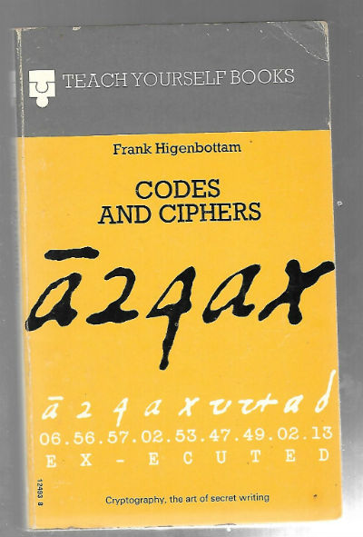 Image for Codes and Ciphers