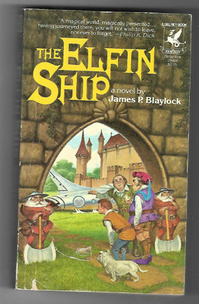 Image for The Elfin Ship
