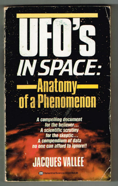 Image for UFO's In Space: Anatomy of A Phenomenon