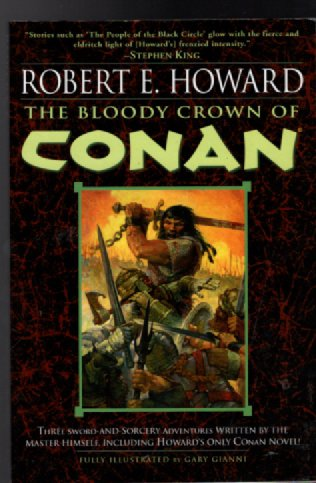 Image for The Bloody Crown of Conan (Conan of Cimmeria, Book 2)