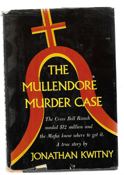 Image for The Mullendore Murder Case