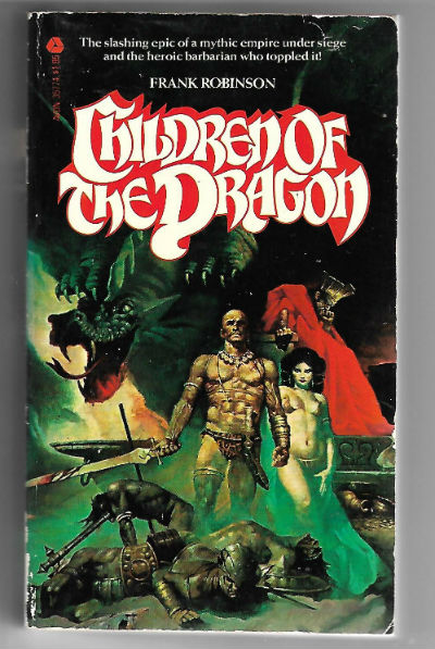 Image for Children of the Dragon
