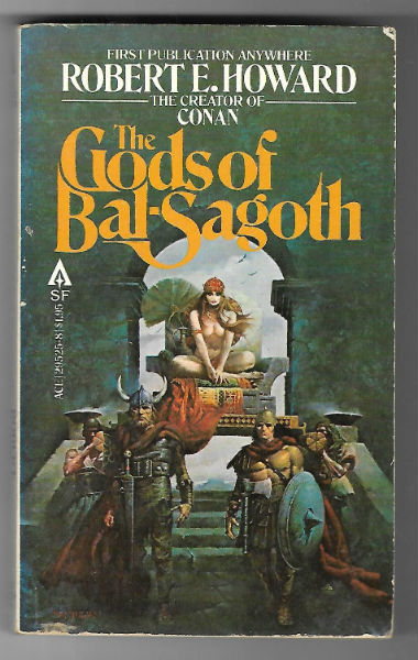 Image for The Gods of Bal-Sagoth