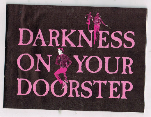 Image for Darkness on your doorstep:report to parents on juvenile drug abuse