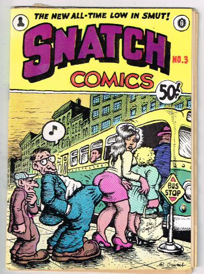 Image for SNATCH COMICS #3    Aug.,1969 | VOLUME 1 | APEX NOVELTIES