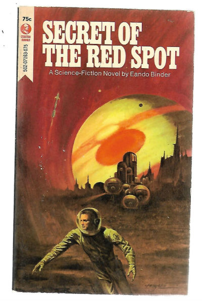 Image for Secret of the Red Spot