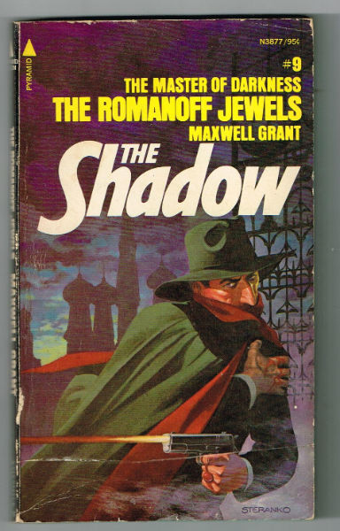 Image for The Romanoff Jewels: The Shadow #9