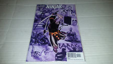 Image for   Ninjak # 0 Cover B (2017, Valiant) 1st Print