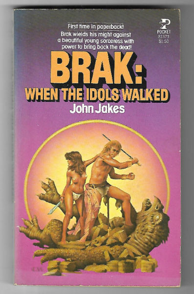 Image for Brak: When The Idols Walked