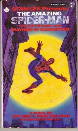 Image for Mayhem Manhattan (Stan Lee Present's The Amazing Spider-Man)