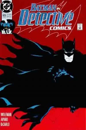 Image for DETECTIVE COMICS #625   1937-CURRENT |  VOLUME 1 |  DC