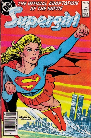 Image for SUPERGIRL MOVIE SPECIAL #1   1985 |  VOLUME 1 |  DC