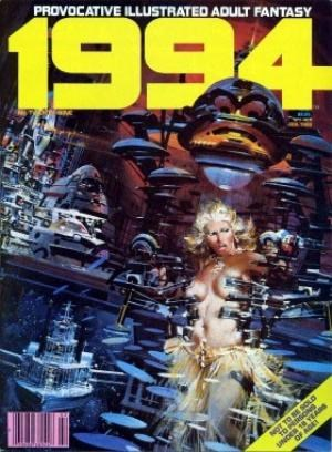Image for 1994 #29   1980-1983 |  VOLUME 1 |  WARREN PUBLISHING CORP