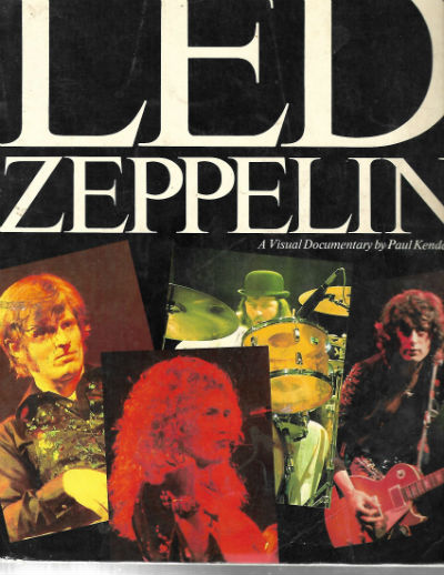 Image for Led Zeppelin: A Visual Documentary