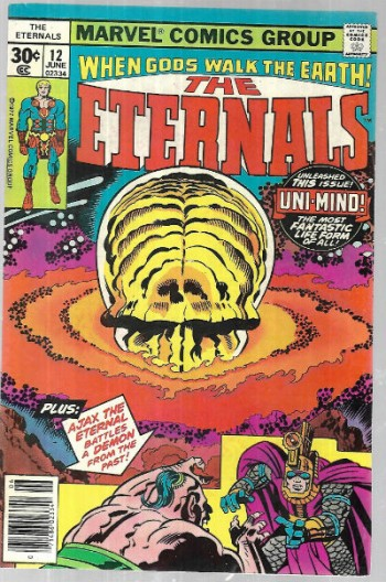 Image for The Eternals #12,#13 and #14