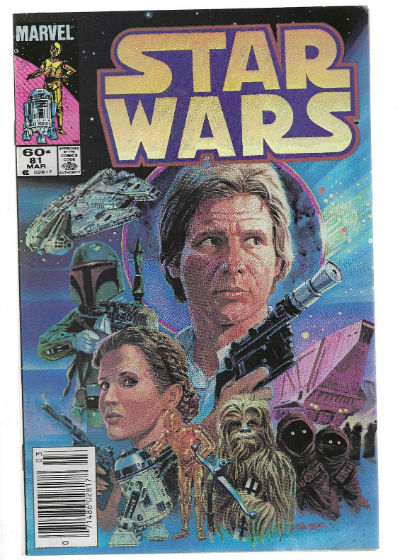 Image for Star Wars #81