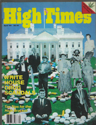 Image for High Times April,1980