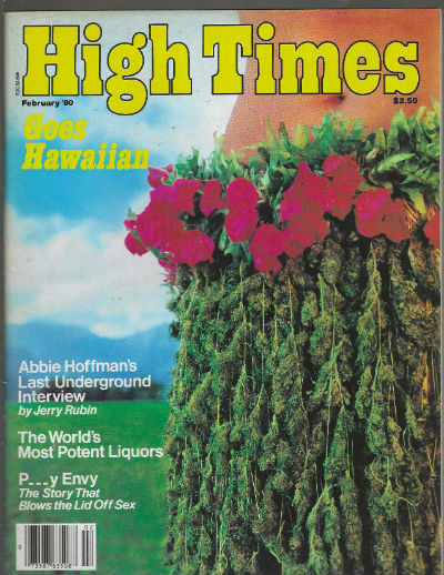 Image for High Times Feb.,1980