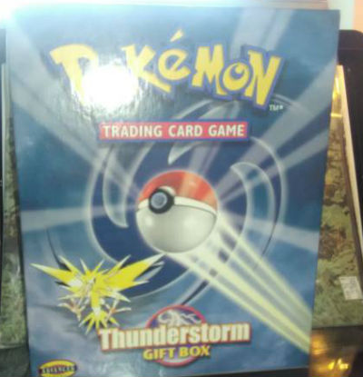 Image for Pokemon Trading card game(Box and Playmatt)