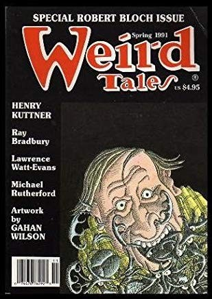 Image for WEIRD TALES 300 - Volume 52, number 3 - Spring 1991