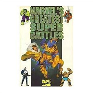 Image for Marvel's Greatest Super-Battles Paperback – August, 1994  by Stan Lee (Author)