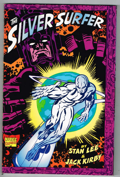 Image for The Silver surfer