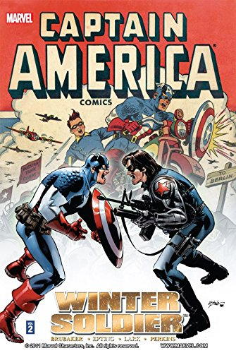 Image for Captain America: Winter Soldier Vol. 2 Kindle & comiXology  by Ed Brubaker  (Author), Steve Epting (Illustrator), Mike Perkins (Illustrator), Michael Lark (Illustrator)