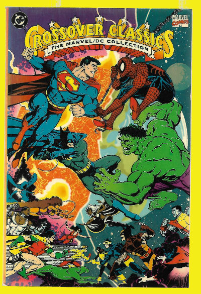 Image for Marvel/DC Crossover Classics Volume 1 TPB (Paperback)