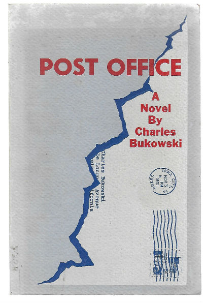 Image for Post Office A Novel  Bukowski, Charles  Published by BLACK SPARROW PRESS, LOS ANGELES, 1973