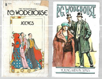 Image for Jeeves:a lot of 4 books