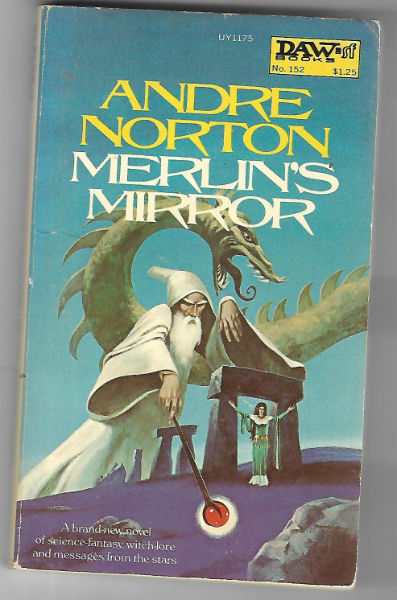 Image for Merlin's Mirror
