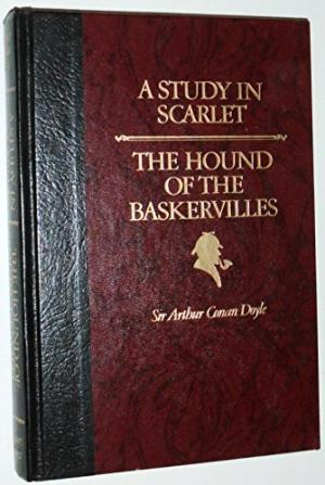 Image for A Study in Scarlet & the Hound of the Baskervilles (The World's Best Reading)