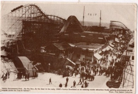 Image for Photo:Venice Amusement park