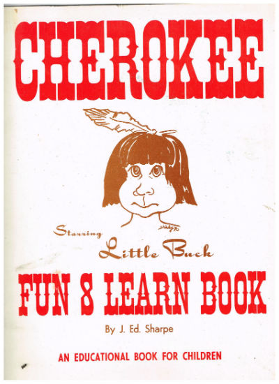 Image for Cherokee fun and learn book