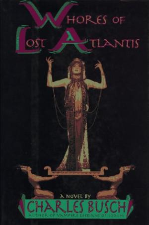 Image for Whores of Lost Atlantis: A Novel